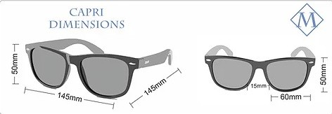 46dd39344c capri-dimensions.jpg. Martinez! Τα γυαλιά ηλίου ...